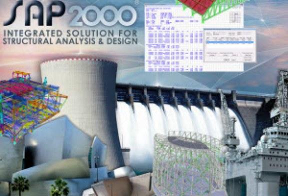 تحلیل و طراحی سازه ها در SAP2000